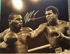 Mike Tyson Boxing Cards and Autographed Memorabilia Guide 39