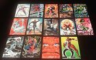 1992 SKY BOX Marvel Masterpieces Trading Cards Lot of 15 NM