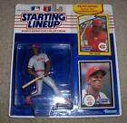 1990 Eric Davis MLB Starting Lineup Figure [Toy]