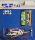 San Francisco Giants' Matt Williams Action Figure - Starting Lineup 1996 Edition