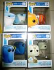 set 4 Funko Pop BRUCE CRUSH DORY NEMO disney pixar Finding Nemo Vinyl FIGURE