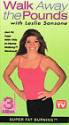 Walk Away the Pounds with Leslie Sansone Super Fat Burning VHS 2001