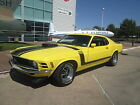 Ford Mustang Mach I Boss 302 1970 mach i with boss 302 look resto mod new marti report