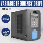 Water Cooled Spindle Motor Vfd Variable Frequency Drive 7-34a Ce Bearing Vsd Cnc