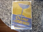 Crime At Cobbs House by Herbert Corey First edition in dust jacket 1934