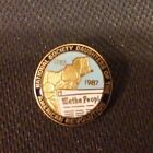 Daughters of the American Revolution DARWe The People 1987 Gold Fill