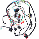 50CC 125CC WIRE LOOM Wiring Harness CDI ASSEMBLY CHINESE ATV QUAD COOLSTER USA