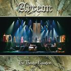 AYREON CD - THE THEATER EQUATION [2CD/1DVD](2016) - NEW UNOPENED - ROCK METAL