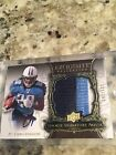 2008 Chris Johnson Exquisite Auto Autograph 3 CLR Jersey Rookie RC 129 199 MINT!
