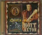 Hoyt Axton - Pistol Packin' Mama & Spin The Wheel (CD) - Classic Country Artists