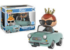 Funko Rides! Freddy Funko in Blue Buggy Funko Shop Exclusive PRE-ORDER