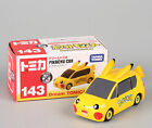 Takara Tomy Dream Tomica Pokemon Pikachu Mobile Car PVC Figure New in Box #143