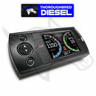 Edge Insight Digital Gauge Monitor CS Color Screen Dodge Chevy Ford 83730