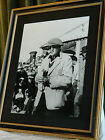 Framed Vintage Photo of Director John Ford on location for The Quiet Man movie