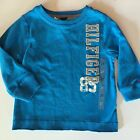 Boys Tommy Hilfiger Long Sleeve Heavy Weight Shirt Toddler Youth