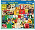 1000 Piece Jigsaw Puzzle - Story Time Classic Bedtime Stories 24