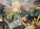 Thomas Kinkade - Disney Dreams Collection 2903-3 Beauty and the Beast