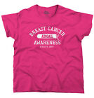 I Wear Pink For Abigail Custom Breast Cancer Awareness Gift T Ladies T Shirt