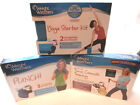 Weight Watchers Complete Workouts DVD Exercise Tracker Weigh Gloves Yoga Cord