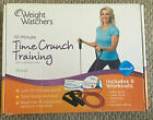 WEIGHT WATCHERS 10 Minute Time Crunch Training Resistance Cord FITNESS Loss