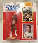 1990-STARTING LINEUP MAGIC JOHNSON FIGURE-with ROOKIE CARD INSERT MISP-GREAT !!