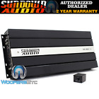 SUNDOWN AUDIO SAE 11005 5 CHANNEL COMPONENT SPEAKERS SUBWOOFER SYSTEM AMPLIFIER