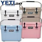 NEW YETI Roadie 20Qt Cooler Ice Chest SEAFOAM Tan White Blue Choose your color
