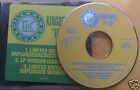 KINGOFTHEHILL If I Say PROMO CD SINGLE Glam SLEAZE Butt Rock KING OF THE HILL 91