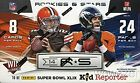 2014 Panini Rookies & Stars NFL Football Sealed HOBBY Box with FOUR(4) AU...