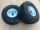Craftsman Riding Lawn Mower Front Tire & Rim Pair 15x6.00-6 3/4