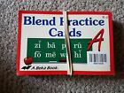 A Beka Blend Practice Cards A Flashcards Phonics Reading