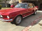 Ford Mustang GT CS California Special 1968 ford mustang california special