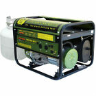 Portable Propane Powered 4000 watt generator 3250 running watts 7hp 4-stroke ohv