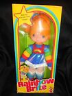 Vintage Rainbow Brite Doll in Box Never Used