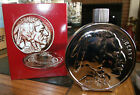 Avon Buffalo Nickel Decanter Wild Country After Shave