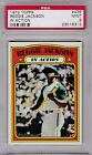 1972 Topps Reggie Jackson In Action #436 PSA 9 *MUST SEE!*