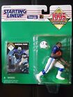 1995 Starting Lineup Football Marshall Faulk Colts EXC!