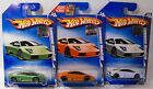 X3 2009 HOT WHEELS DREAM GARAGE 4 10 LAMBORGHINI MURCIELAGO FACTORY SET