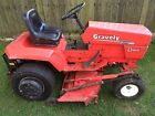 Gravely 20G lawn mower tractor 50 deck snowplow plow  44 snow blower 20 G