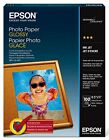 Epson Photo Paper GLOSSY 85x11 Inches 100 Sheets S041271