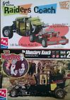 AMT/ERTL Barris Kustoms 2-pack Models + extras + diecast cars