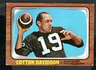 1966 Topps Football Cards 4