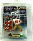 Starting Lineup Elite JOE MONTANA San Francisco 49ers NFL Figure 2000
