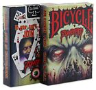 Bicycle Zombified Playing Cards Zombie Walking Dead Halloween Apocalypse Deck