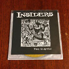 Insiders 'Midnight Moon' 1994 US PROMO CD Single from  'Fate In Action'