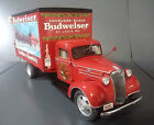 1930's BUDWEISER DELIVERY CHRISTMAS CHEVY TRUCK DANBURY MINT 1/24 DIE CAST
