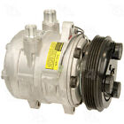Four Seasons 58643 New Compressor And Clutch