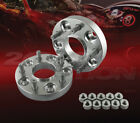 25mm HUB CENTRIC 1 WHEEL ADAPTERS SPACERS 5x1143 FOR INFINITI EX FX G35 G37