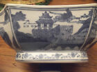 Chinese Qing Dynasty Porcelain blue and white Square Kangxi Bowl