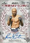 UFC MMA Cage Fighter Signature Autograph Randy Couture 061 100